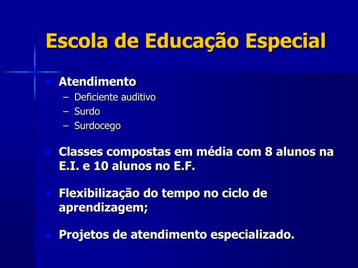 Escola de Educação Especial