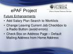 epaf project9