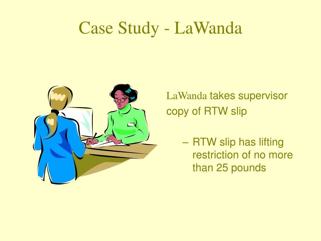 LaWanda
