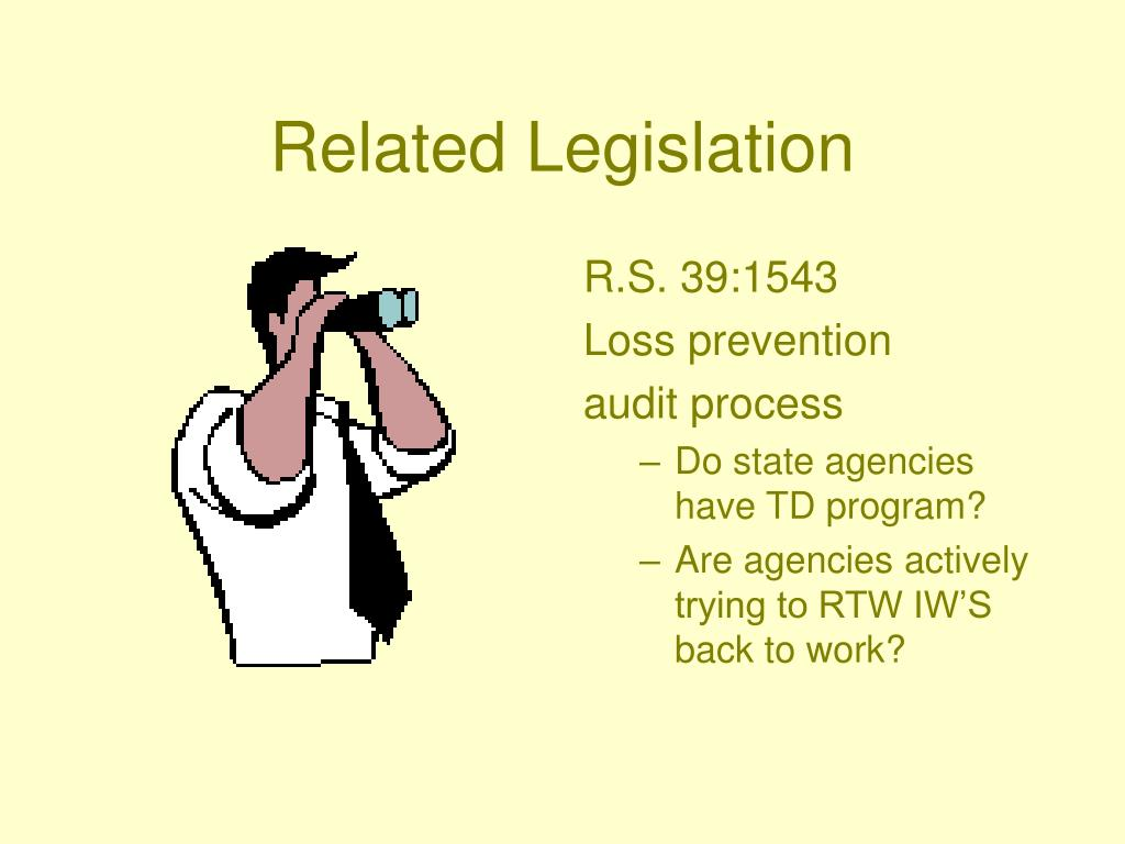 Related Legislation