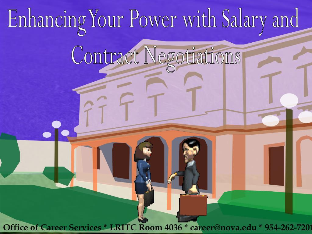 Enhancing Your Power with Salary and