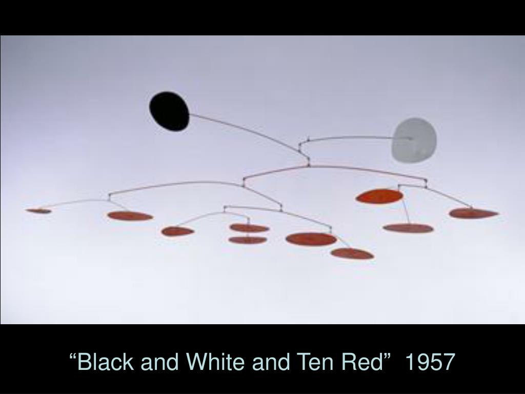 """""""Black and White and Ten Red""""  1957"""