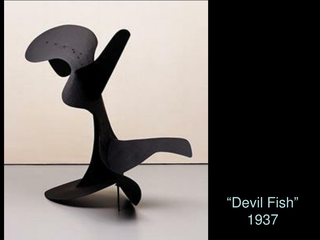 """Devil Fish"""