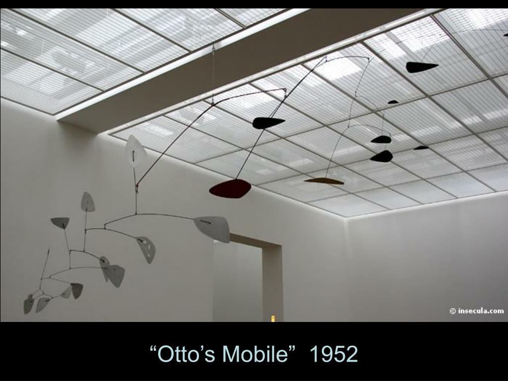 """""""Otto's Mobile""""  1952"""