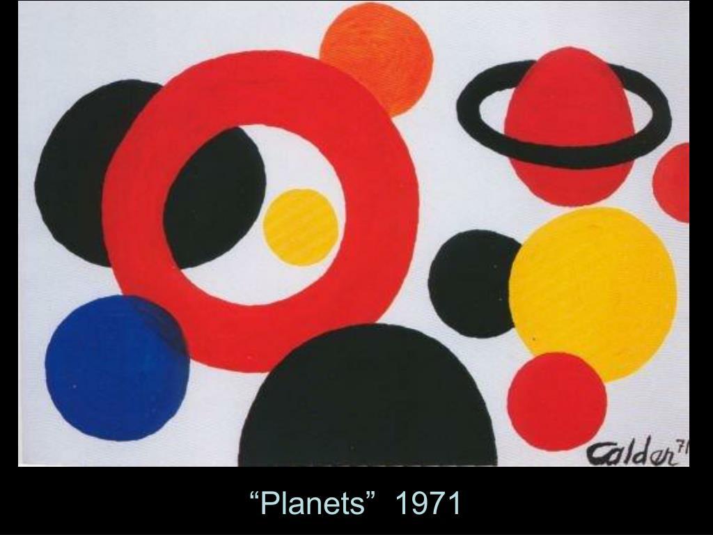 """Planets""  1971"