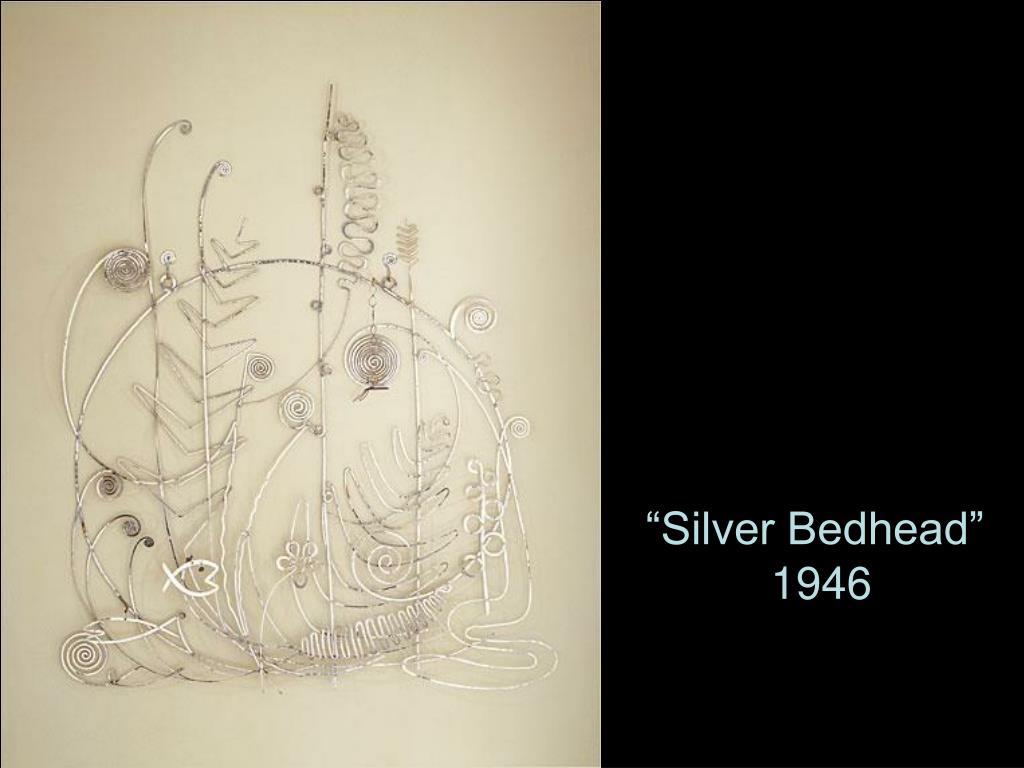 """Silver Bedhead"""