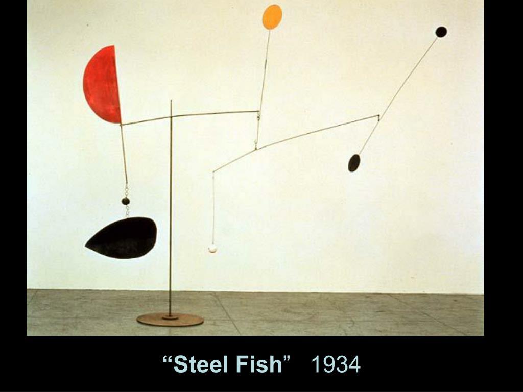 """Steel Fish"