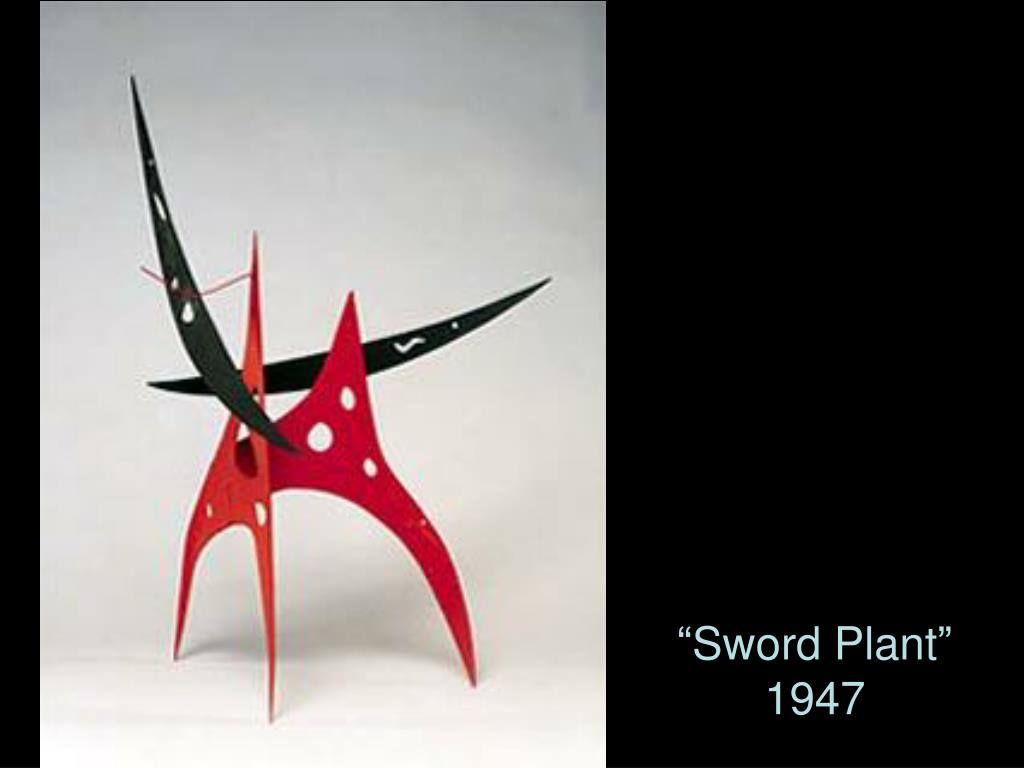"""Sword Plant"""