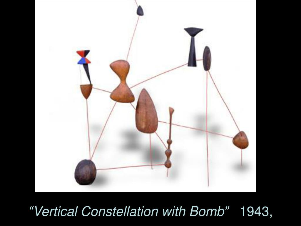 """""""Vertical Constellation with Bomb"""""""
