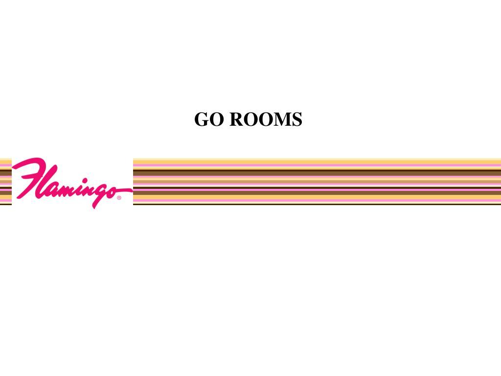 go rooms