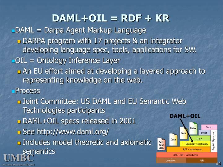 DAML+OIL