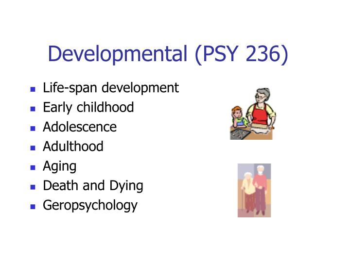 Developmental (PSY 236)