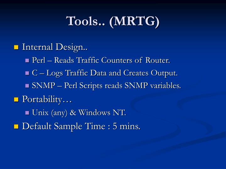 Tools.. (MRTG)