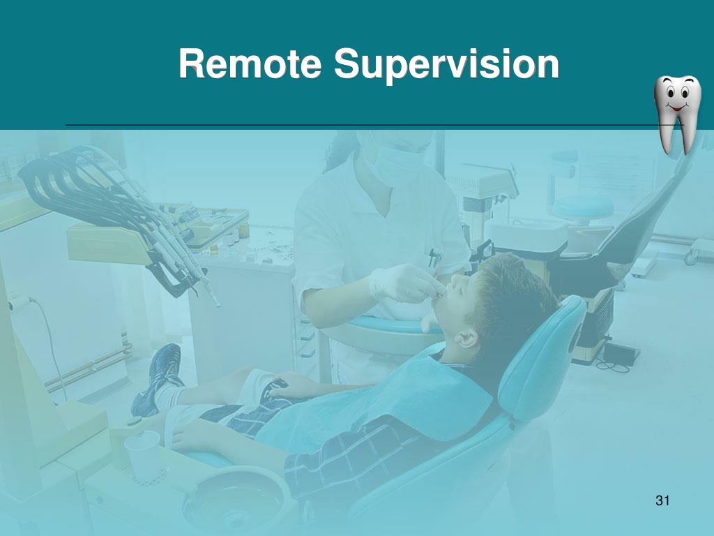 Remote Supervision