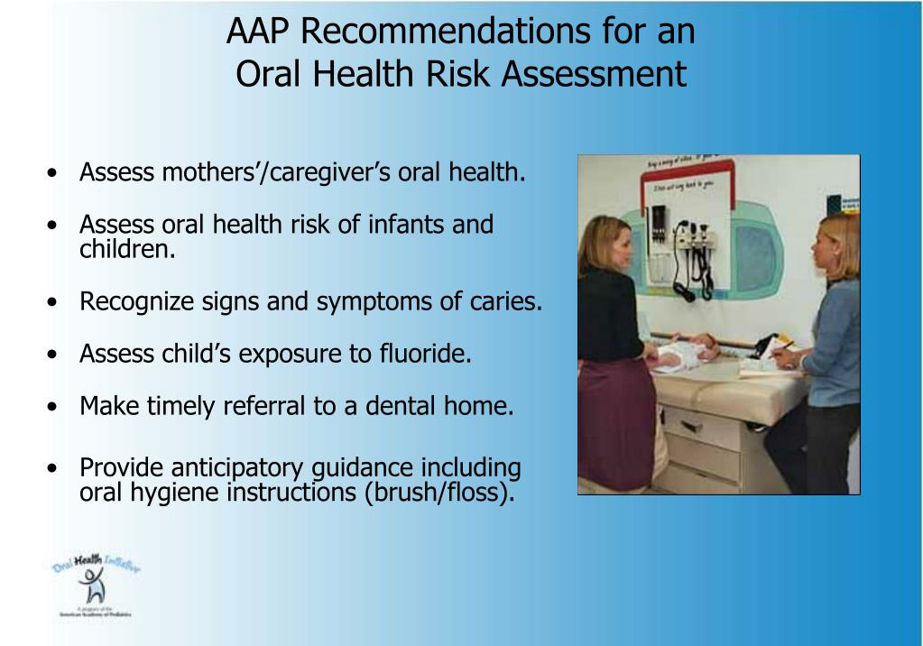 AAP Recommendations for an