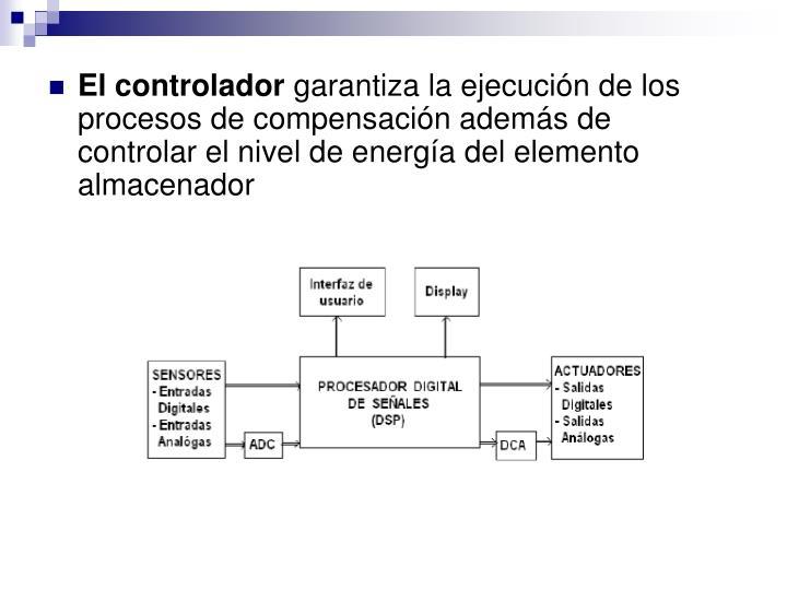 El controlador