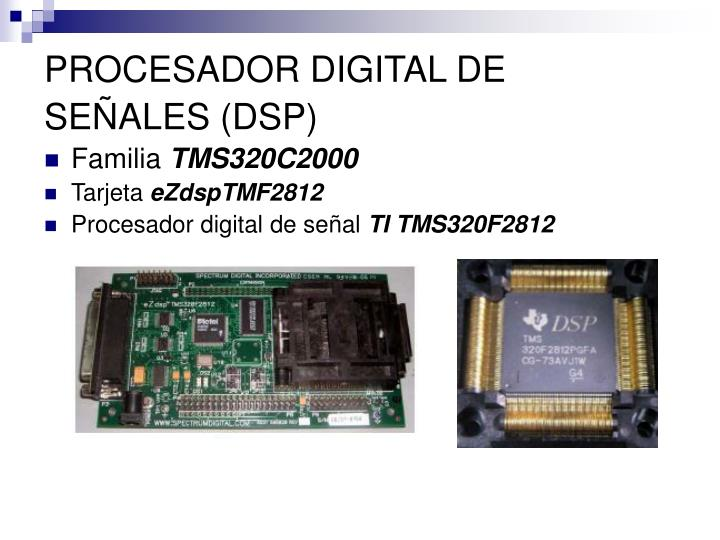 PROCESADOR DIGITAL DE