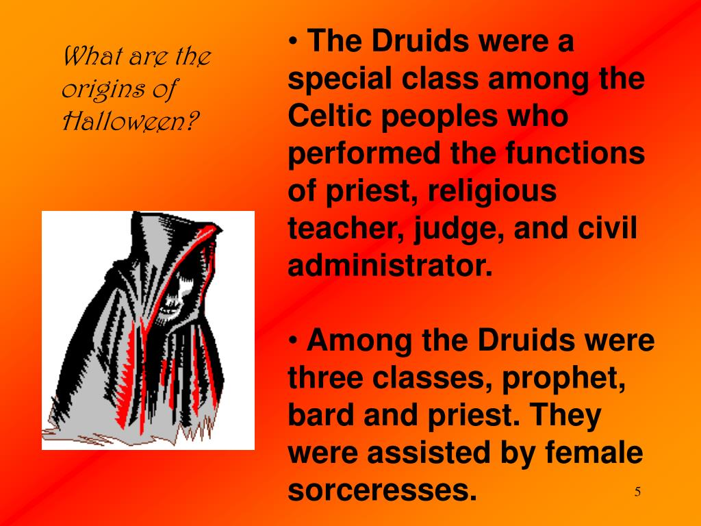 The Druids were a special class among the Celtic peoples who performed the functions of priest, religious teacher, judge, and civil administrator.