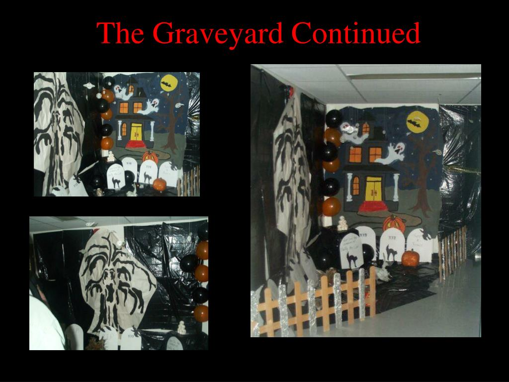 The Graveyard Continued