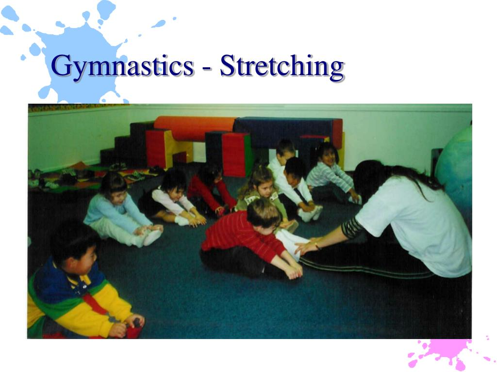 Gymnastics - Stretching