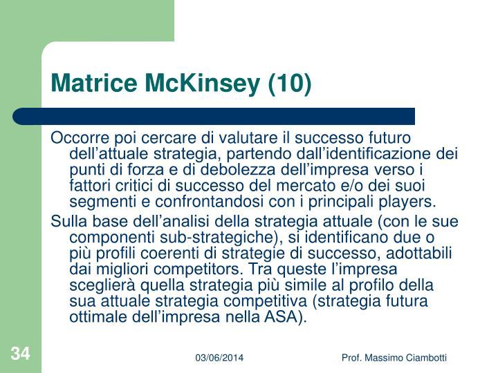 Matrice McKinsey (10)