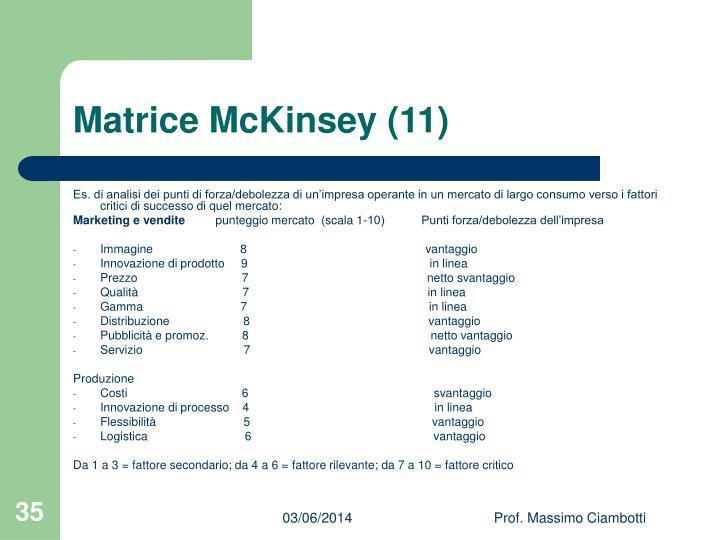 Matrice McKinsey (11)