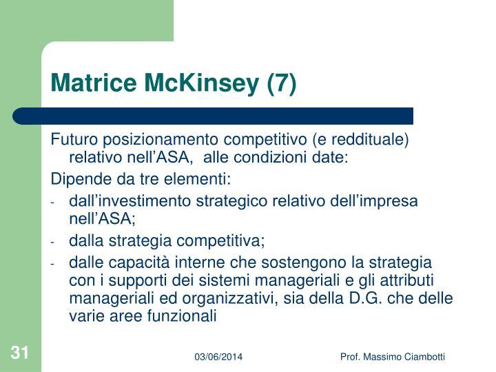 Matrice McKinsey (7)