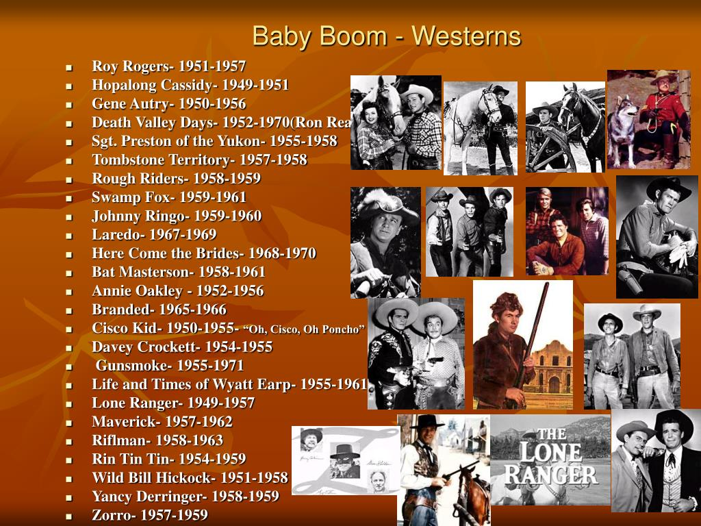 Baby Boom - Westerns