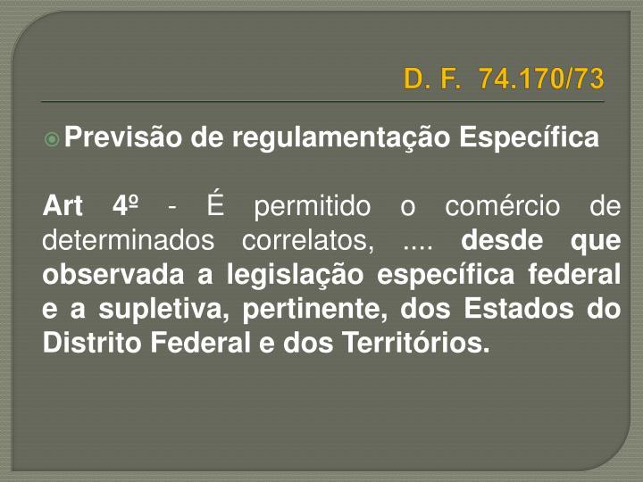 D. F.  74.170/73