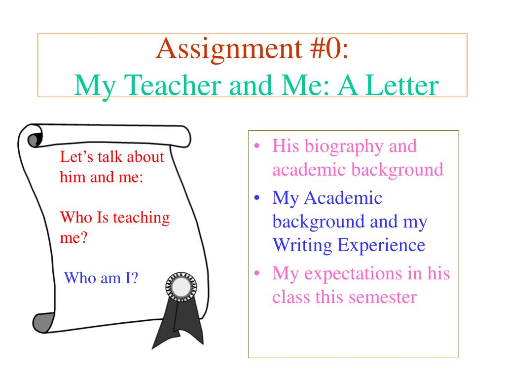 Assignment #0: