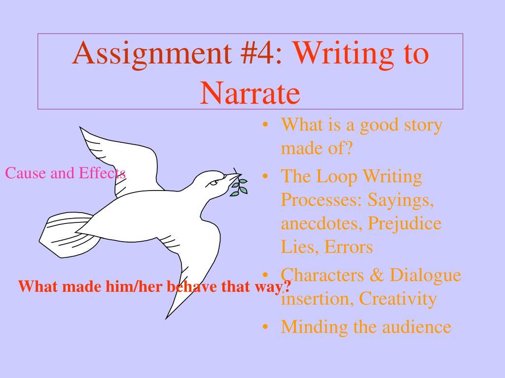 Assignment #4: