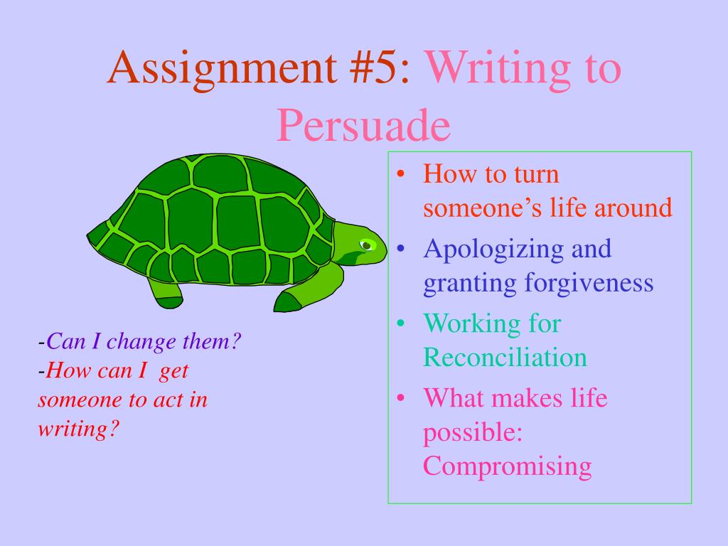 Assignment #5:
