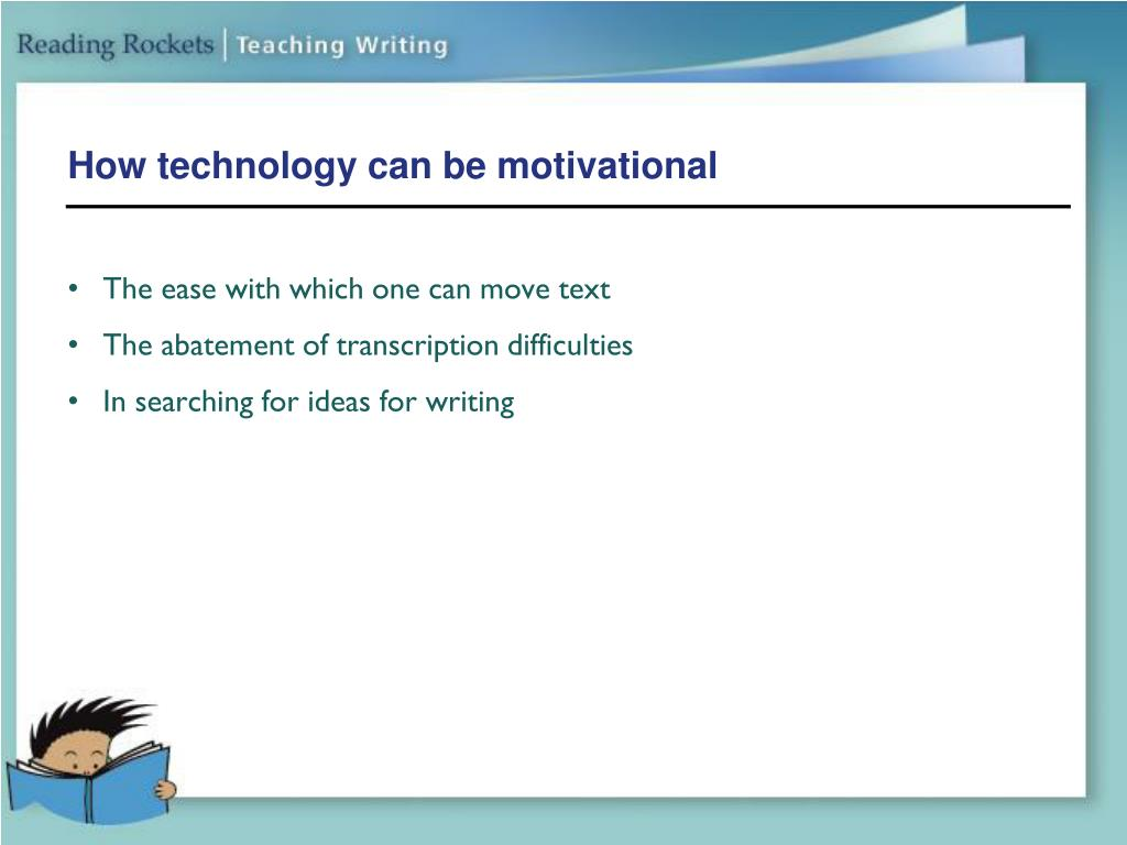 How technology can be motivational
