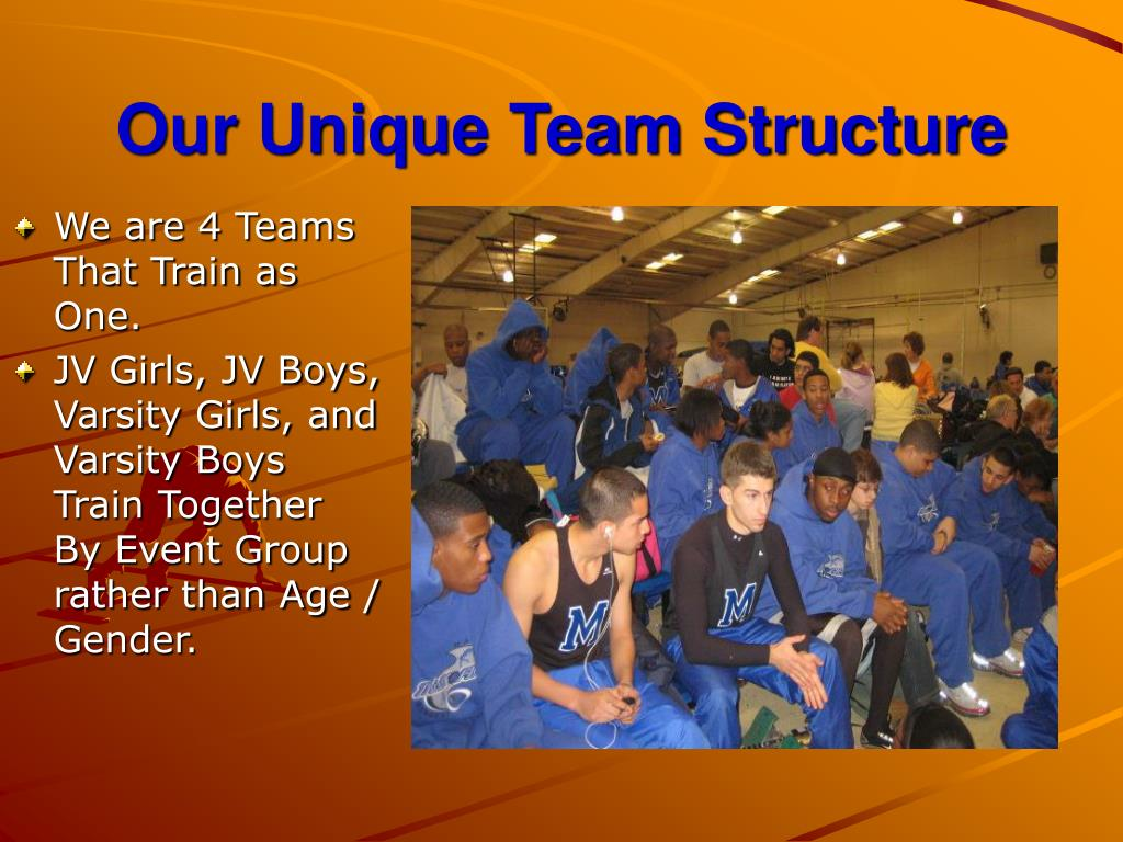 Our Unique Team Structure