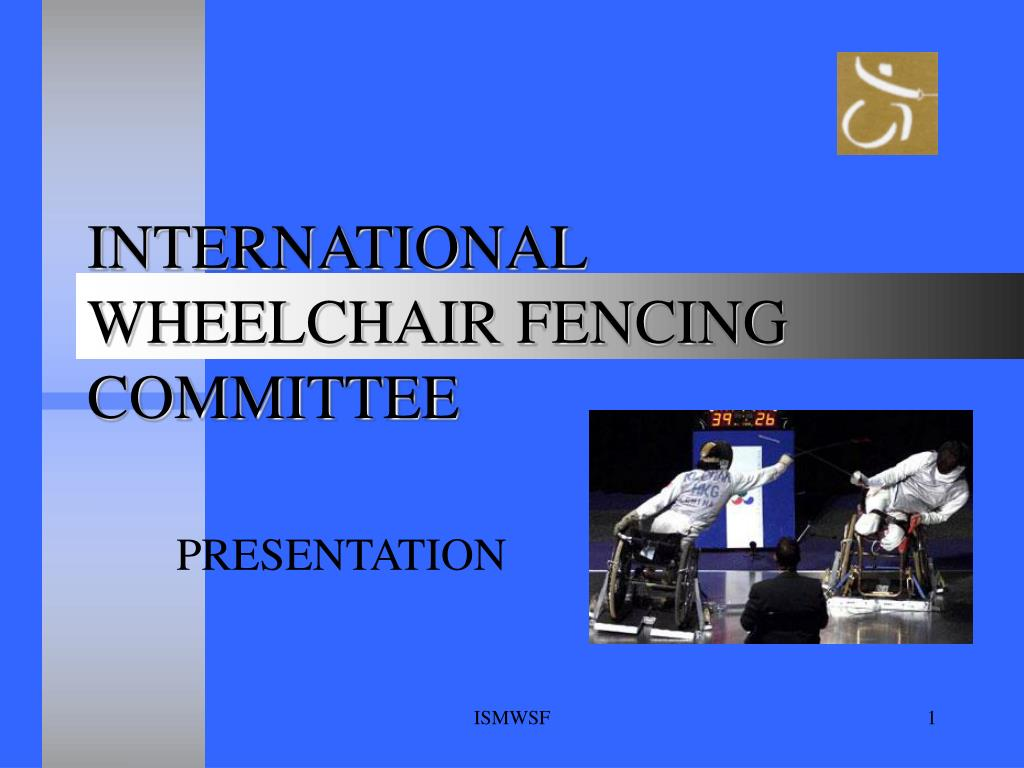 INTERNATIONAL WHEELCHAIR FENCING COMMITTEE