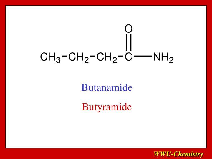 Butanamide