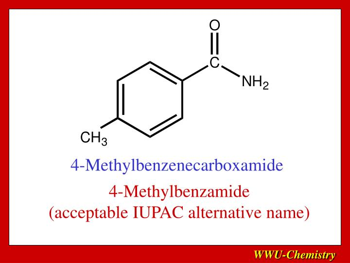 4-Methylbenzenecarboxamide