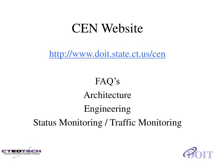 CEN Website