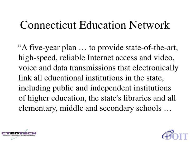 Connecticut Education Network