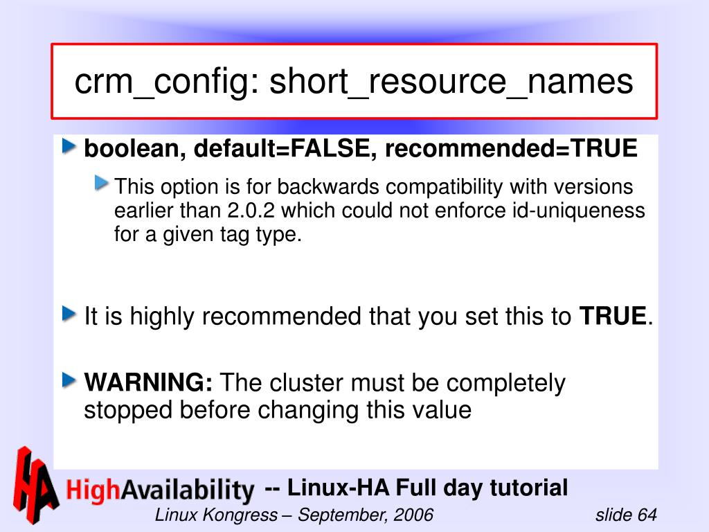 crm_config: short_resource_names