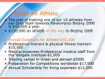 adopt an athlete