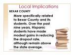 local implications