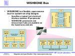 wishbone bus