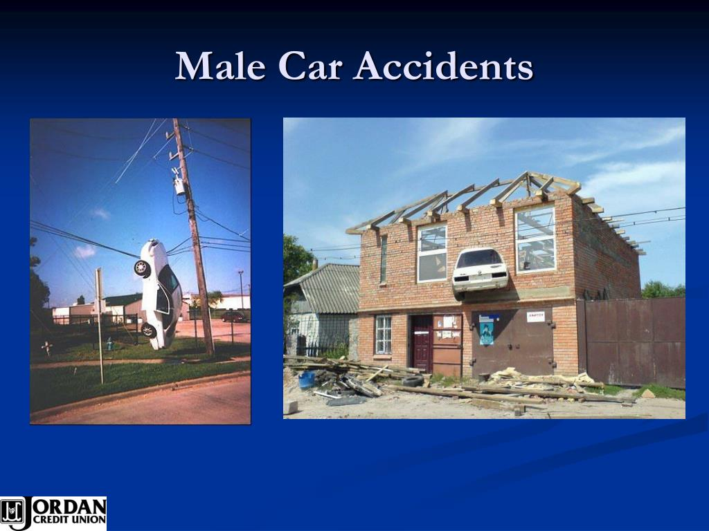 Male Car Accidents