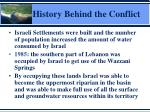 history behind the conflict2