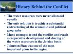 history behind the conflict3