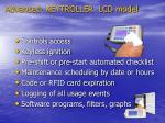 advanced keytroller lcd model