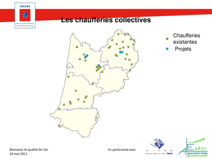 Les chaufferies collectives