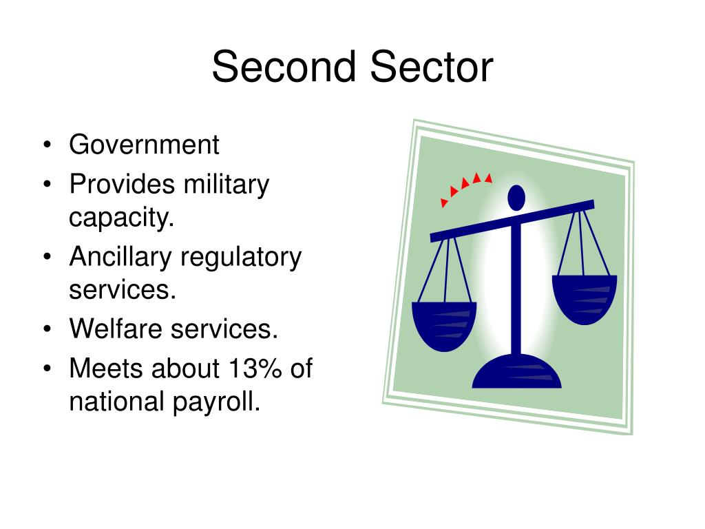 Second Sector