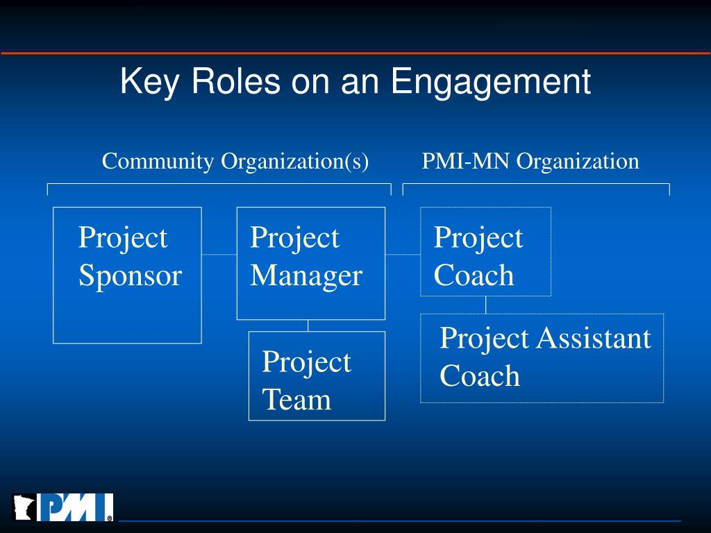 Key Roles on an Engagement